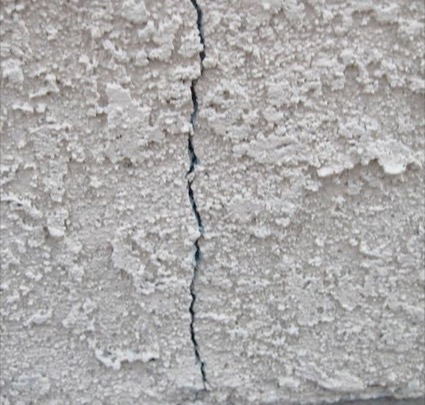 Cracked Stucco Wall Repair Repair Cracked Stucco